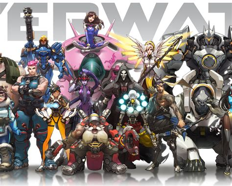 the of overwatch blizzard announces overwatch release date open beta