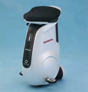 Honda Personal Mobility Device Forget Segway Honda Introduces New Uni Cub Personal