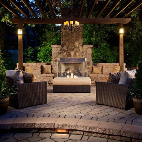 patio space outdoor living home ideas pinterest