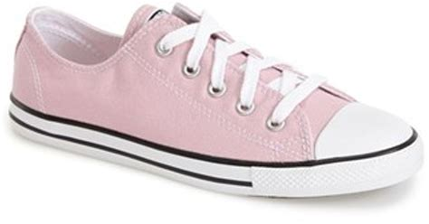 converse chuck all low top sneaker converse chuck all dainty low top sneaker in