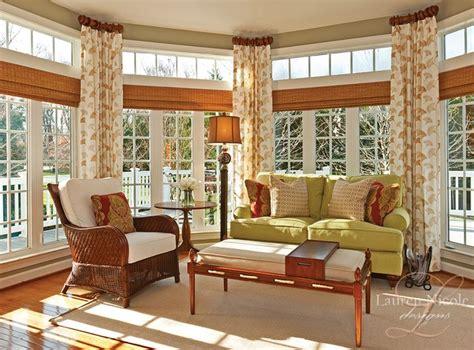 sunroom window treatments images  pinterest