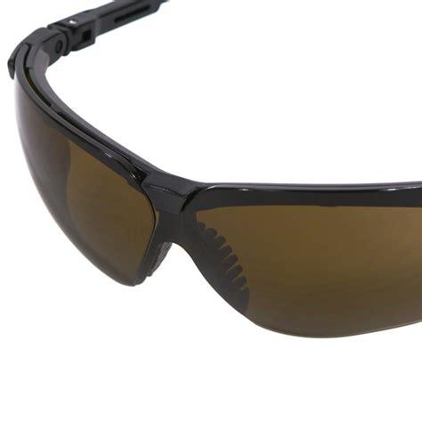 honeywell genesis honeywell genesis shooter s safety eyewear black frame
