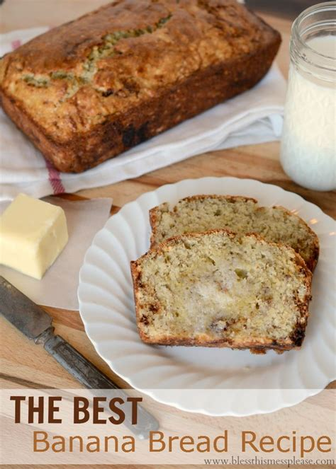 the best banana bread recipe banana bread recipes