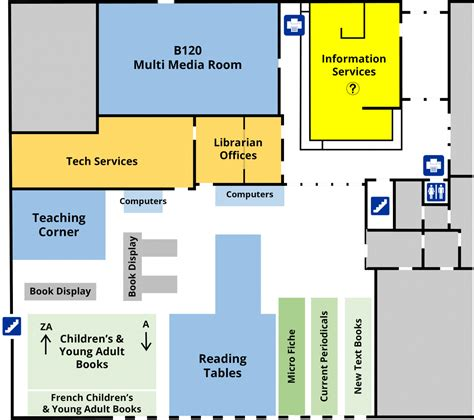 what s in a floor plan aka learning to love a split education library queen s university library