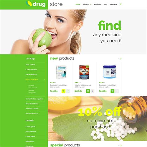 10 medical virtuemart themes templates free premium
