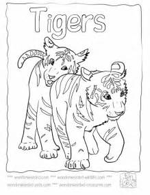 cute tiger free coloring pages art coloring pages