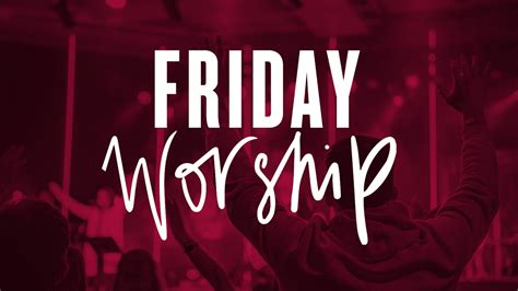 Friday The Catch by Catch The Worship With Rideout Matthew