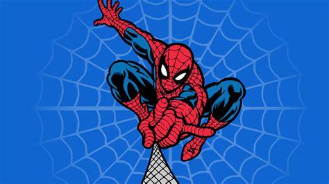 imagenes epicas de spiderman dibujo spiderman wallpaper rincon util