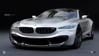 Bmw Im Design Study What A Bmw M Gt Could Look Like