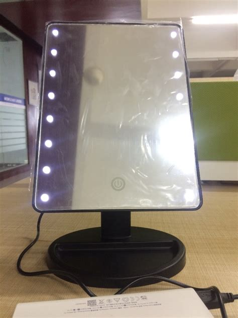 battery powered vanity dc or battery operated vanity led mirror hollywood style