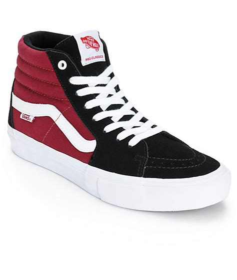 Vans Gift Card Number - vans x real sk8 hi pro skate shoes mens at zumiez pdp