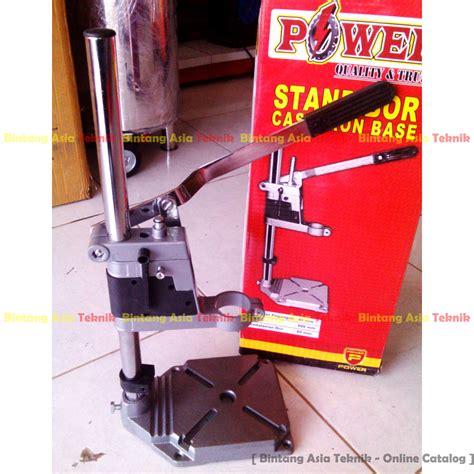 Stand Bor Drill Dudukan jual drill stand dudukan mesin bor tangan power