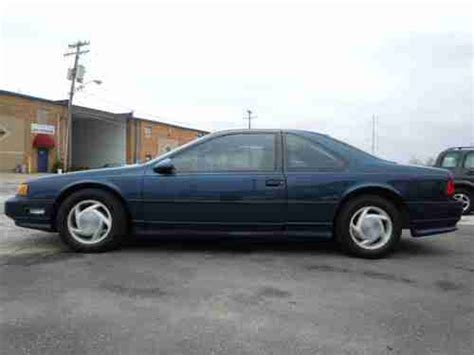 free service manuals online 1990 ford thunderbird parental controls service manual 1990 ford thunderbird manual free sell used 1990 ford thunderbird super coupe