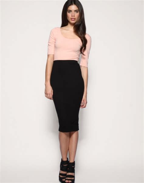 Maxi A Line Jersey Premium 1 30 stylish skirt designs for sheclick
