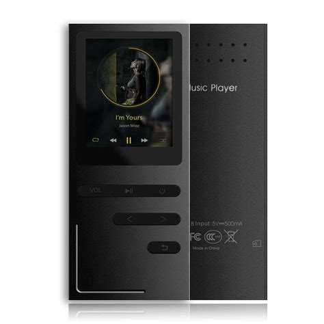 format audio hifi audio player deals c18 music player with many features