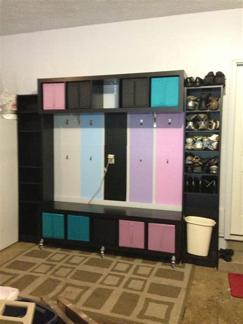 ikea garage organization garage organization ikea house and home pinterest