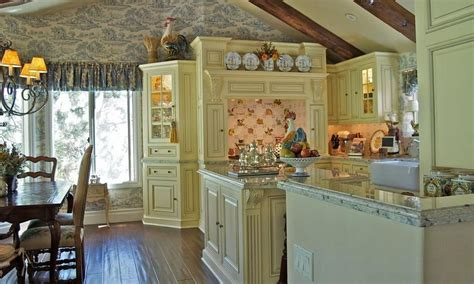 French Country Kitchen by 20 Ways To Create A French Country Kitchen
