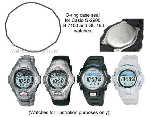 Karet Seal O Ring Oring O Ring Casio G9000 G 9000 Original Anti Air genuine casio o ring seal fits casio g 2900 g 7100 gl 190
