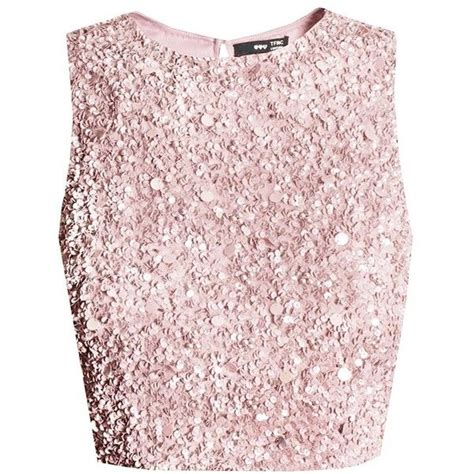 beaded and sequined tops best 25 sequin crop top ideas on