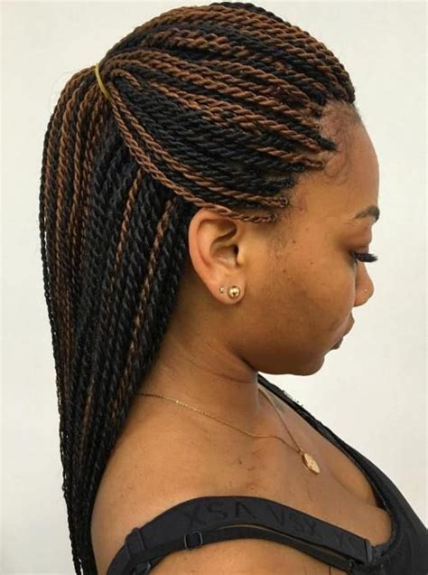 Black And Brown Hairstyles by 20 Inspiring Ideas For Rope Braid Hairstyles 20 Black