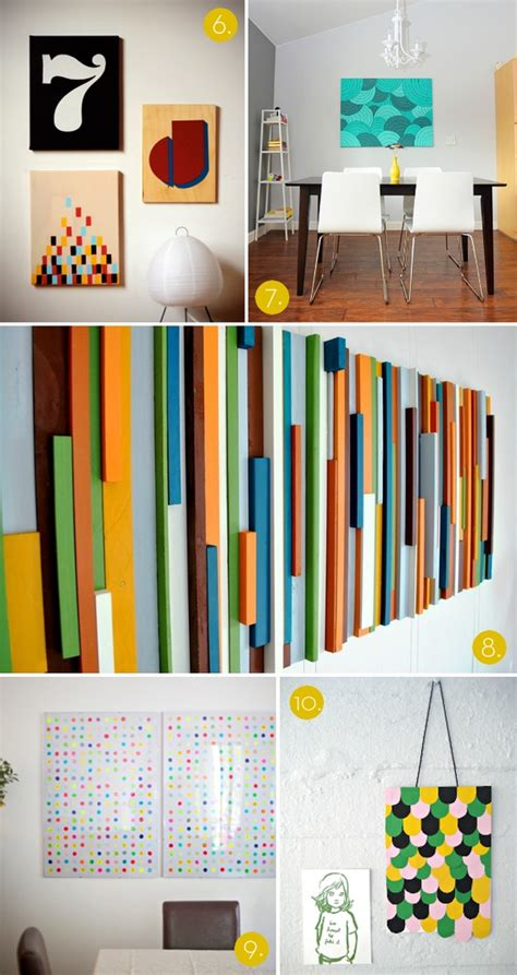 modern craft projects 27 best images about post it wall on