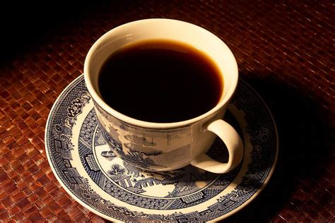drinking coffee late at night can throw your internal