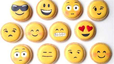 cookie emoji how to decorate emoji cookies with royal icing