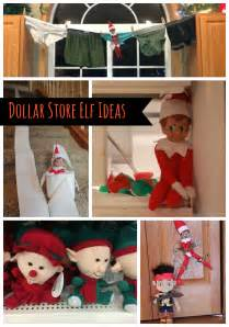 dollar store elves just as much for on the shelf
