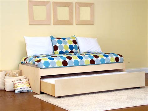 twin trundle beds gothic cabinet craft birch trundle bed twin 399 00
