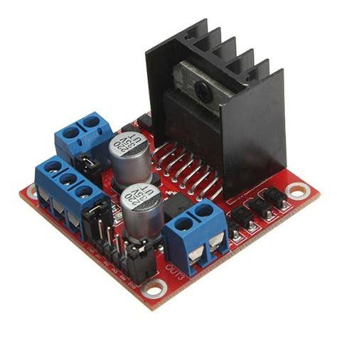 Stepper Motor Drive Controller Board L298n Dual H Bridge Dc l298n dual h bridge dc stepper motor driver module controller board for arduino from mmm999 on