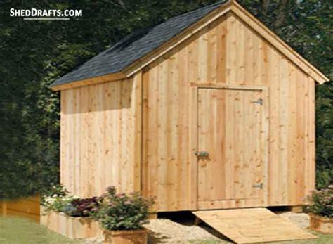 garden shed plans blueprints  building  storage