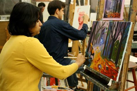 painting for adults is higher education necessary to become a graphic designer