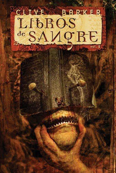 libro sangre en el tamesis el jard 237 n del sue 241 o infinito libros de sangre vol 1 de clive barker