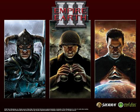 empire earth 3 free download full version compressed download highly compressed empire earth 3 strategy game