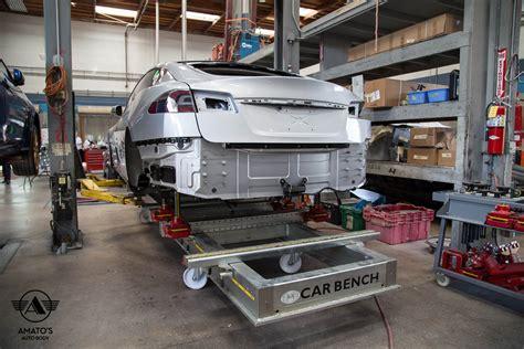 Tesla Repair Amato S Auto Receives Tesla Motors Factory