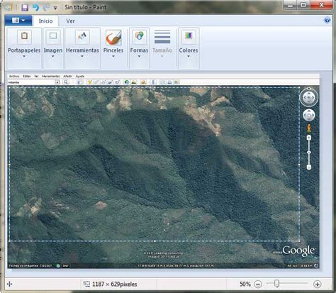 imagenes satelitales google earth capturar im 225 genes satelitales de google earth para arcgis