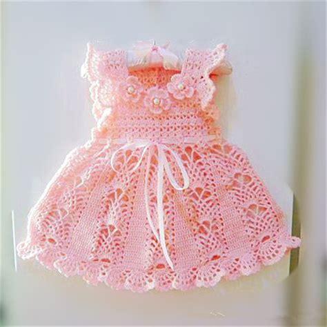 Baby Handmade Dresses - handmade crochet baby dress 2014 princess dress design for