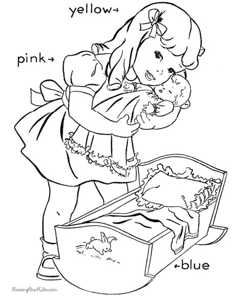 printable coloring sheets 010 preschoolers learning colors 010 az coloring pages