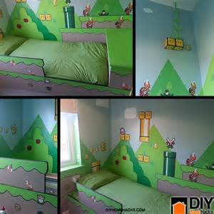 diy bedroom ideas diy mario kids bedroom ideas