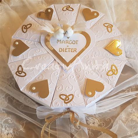 Geschenk Goldene Hochzeit by Edles Geschenk Zur Goldenen Hochzeit Creativanita