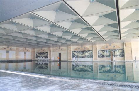 Concave Ceiling by China Suspended Panel Ceiling