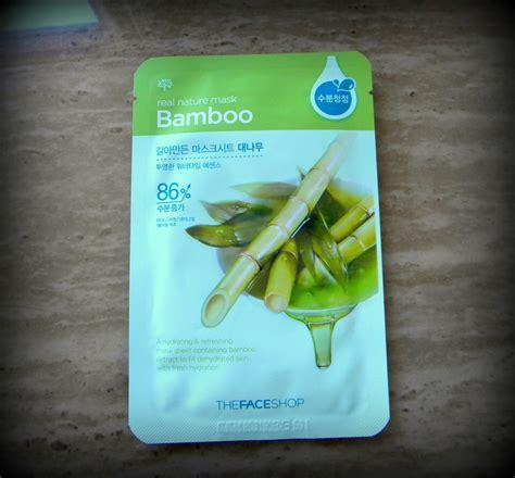 The Shop Real Nature Mask New Design X 12 Ea review the shop bamboo real nature mask