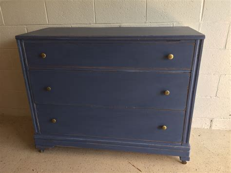 Blue Distressed Dresser by Letgo Blue Distressed Dresser In Oregon Pa