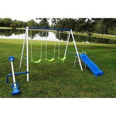 flexible flyer fantastic playground metal swing set fantastic playground swing set outdoor recreational toys