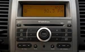 Nissan Radio Car And Driver