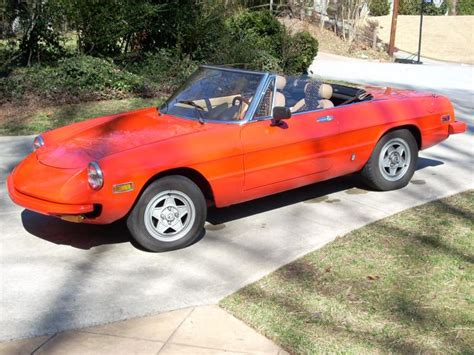 1980 Alfa Romeo Spider by 1980 Alfa Romeo Spider Photos Informations Articles