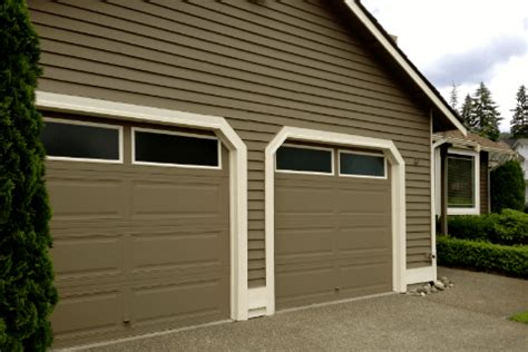 Exterior Garage Door Trim Exterior Painting Painting 174