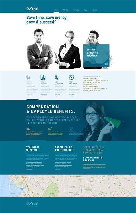 business themes html business wordpress template