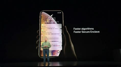 iphone xs a12 bionic chip features 7nm design next neural engine