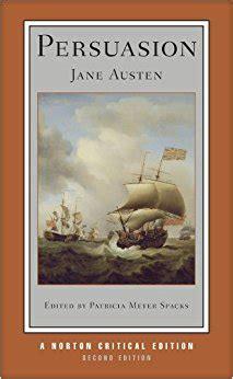 amazon com persuasion second edition norton critical editions 9780393911534 jane austen